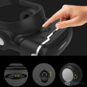Shinecon 4 3D Panorama VR headset