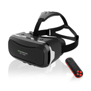 Shinecon 2.0 VR headset m:bluetooth fjernbetjening - Sort